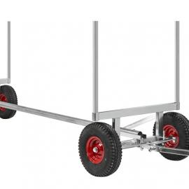 Långgodsvagn 3500 kg