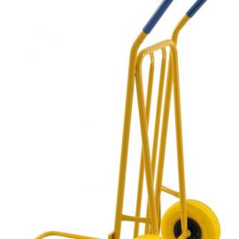 Bagage & magasinkärra - punkteringsfria hjul
