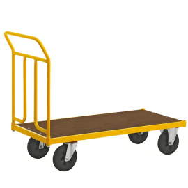 Plattformsvagn 1336x650x1020 mm