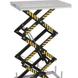 Höjdsaxbord 1700x1000 mm - 1000 kg