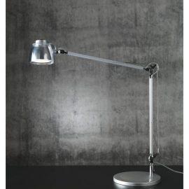 Skrivbordslampa London silver