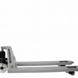 Gaffelvagn, enkelnylon med snabblyftfunktion 540x1150