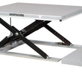 Lyftbord med låg profil 1600x1000 mm - 1500 kg