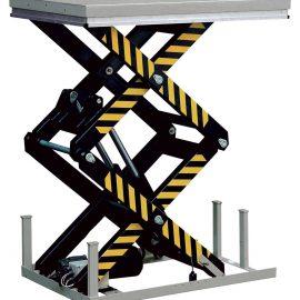 Höjdsaxbord 850x1300 mm - 2000 kg