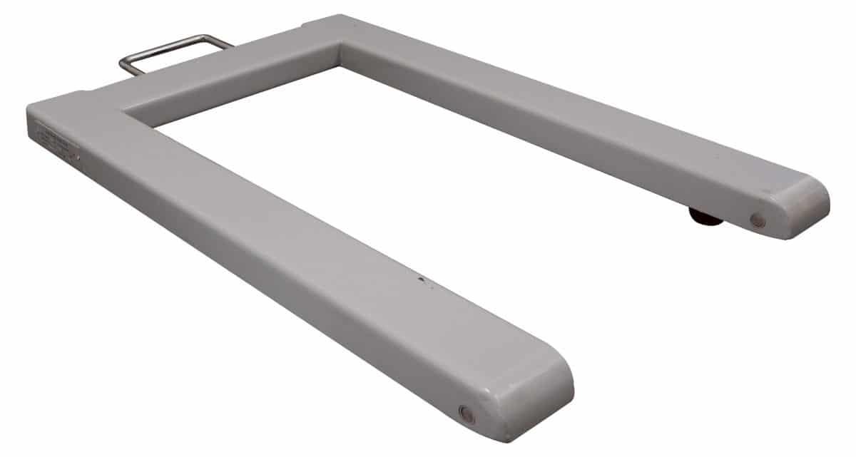 Pallvåg för EUR-pallar - 1000 kg