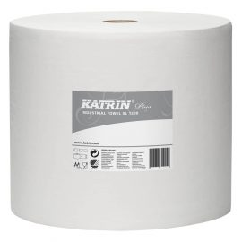 Torkrulle 1-lag Nyfiber Katrin Plus XL 1200 1110m/rl.