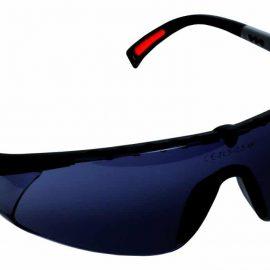 Skyddsglasögon Worksafe Hawk Eye - grå lins
