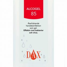 DAX Alcogel 85 handdesinfektion 600 ml