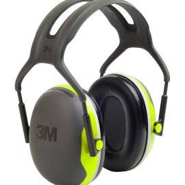 Hörselskydd Peltor X4 hjässbygel