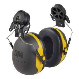 Hjälmkåpa Peltor X2 - Bra skydd mot medelhöga ljudvolymer.