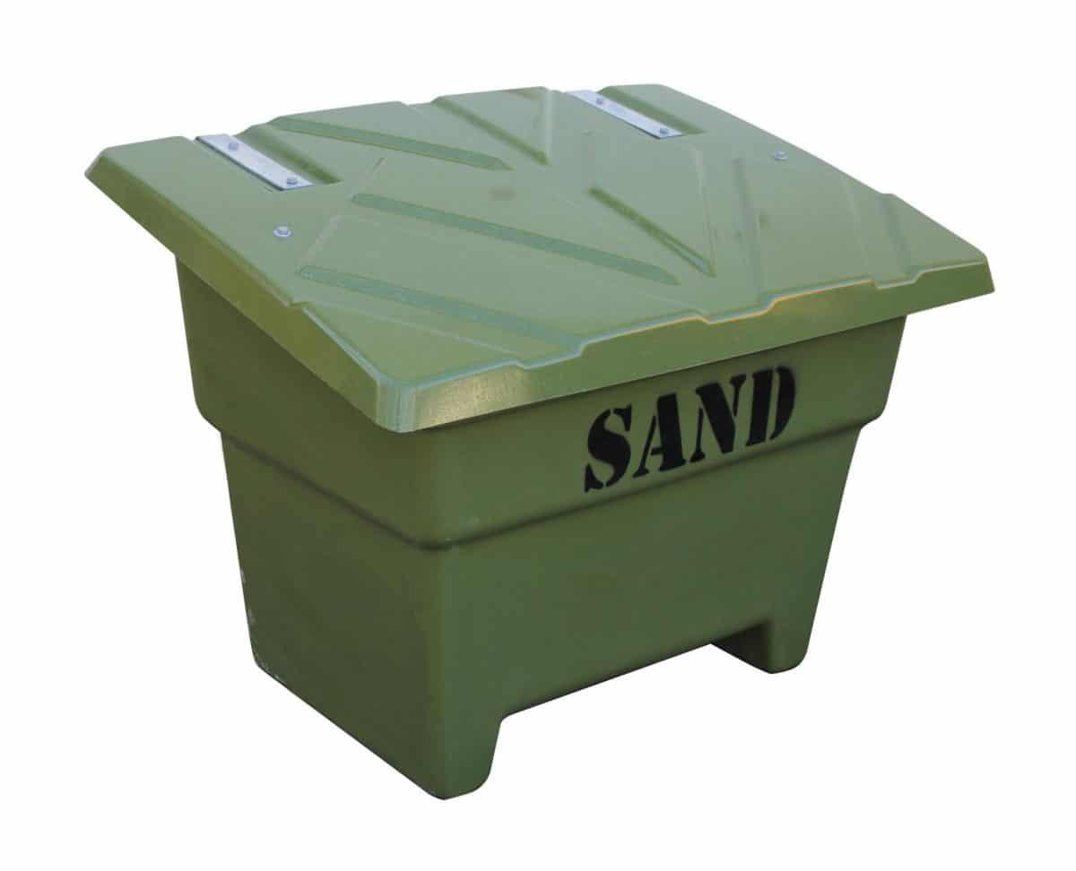 Sandbehållare - Sandlåda 350 liter