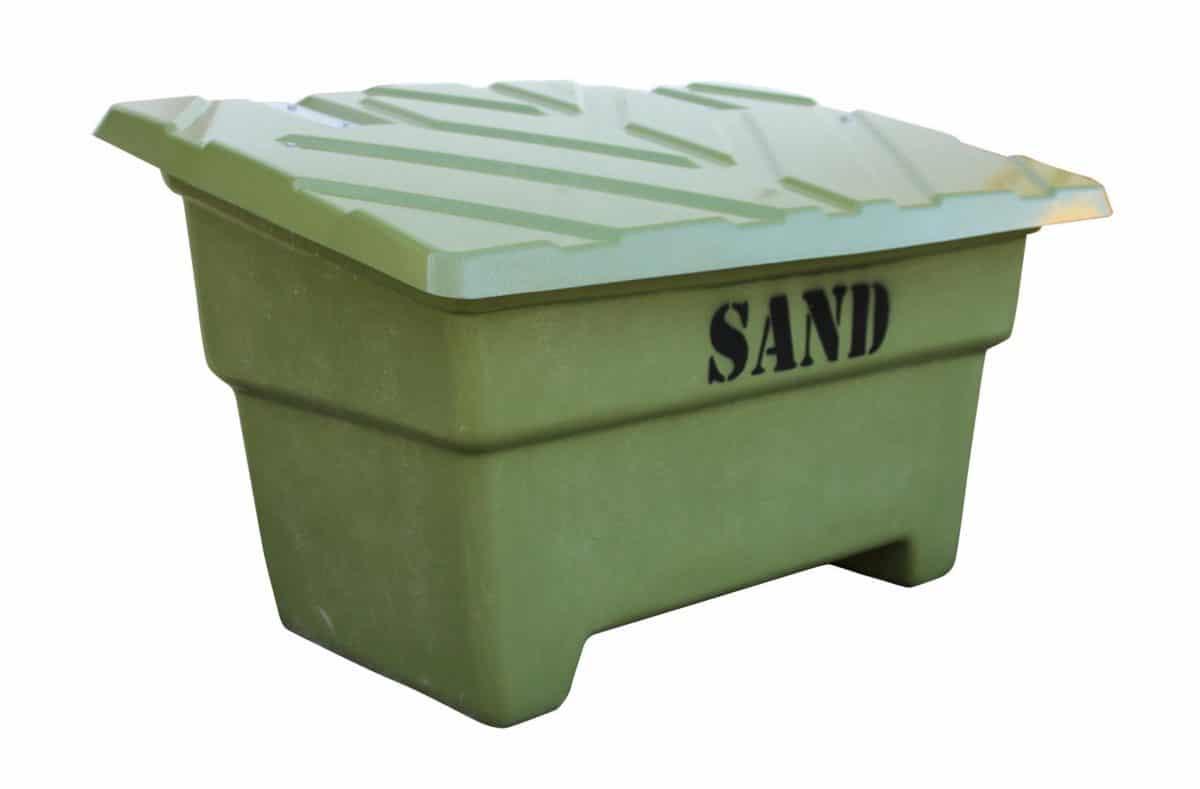 Sandbehållare – Sandlåda 550 liter