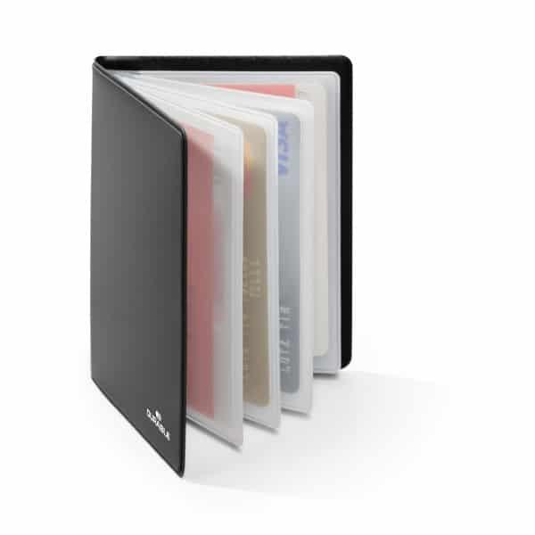 RFID-skyddat kreditkortsfodral - plats för 8 kort