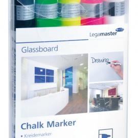 Chalk-marker | Pennor för glastavlor - Legamaster