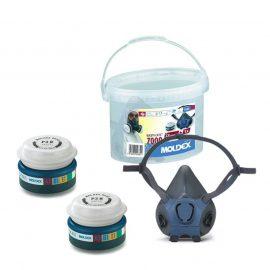 Moldex 7432 Premium pack - halvmask med filter ABEKP3