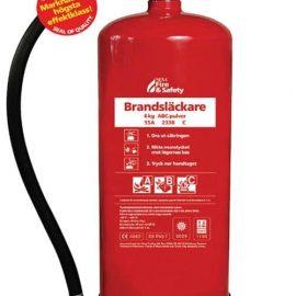 Nexa brandsläckare   6 kg ABC-pulver