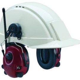 Hjälmkåpa med radio - Peltor Alert M2RX7P3E-01