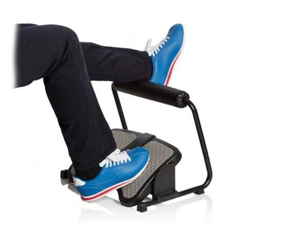 Sun-Flex Footrest - Ergonomiskt fotstöd vid skrivbordsarbete