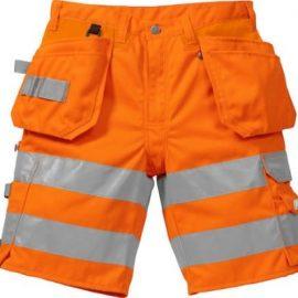 Arbetsshorts Fristads 2028 - Varsel orange