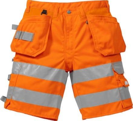 Arbetsshorts Fristads 2028 - Varsel orange  1136f0bfc2007