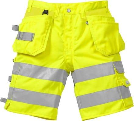 Arbetsshorts Fristads 2028 - Varsel gul  0f40e42de11ec