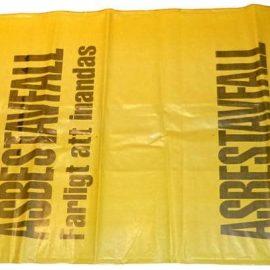 Sopsäck för asbestavfall 240 liter