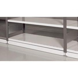 Sockel till lagerhylla - Basic