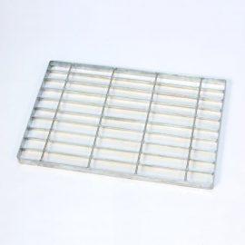 Skrapgaller i metall - 600x400 mm