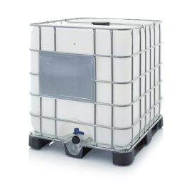 IBC-tank 1000 liter | Rebottled