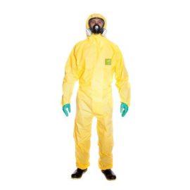 Kemikalieoverall Microgard 2300 Plus Type 3-4-5-6 | Gul