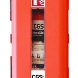 Brandsläckarskåp | Skåp för pulversläckare 6 kg