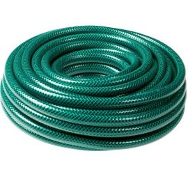 Vattenslang Basic - Grön PVC