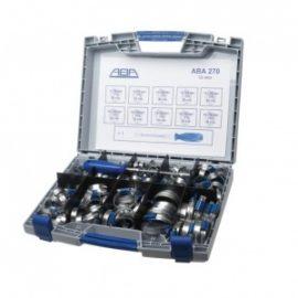 ABA slangklämmor - sortimentslåda 270