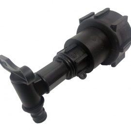 IBC-adapter   Tappkran med snabbkoppling Gardena