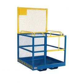 Arbetskorg för truck 120x120 cm (2 personer)