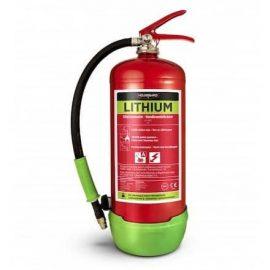 Brandsläckare Housegard LITHEX-6 AVD