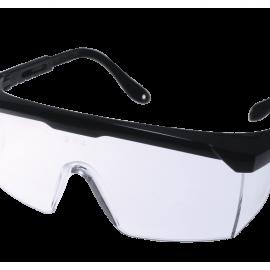 Skyddsglasögon med sidoskydd - justerbara skalmar