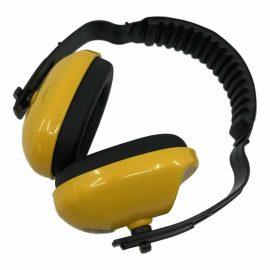 Hörselskydd med hjässbygel